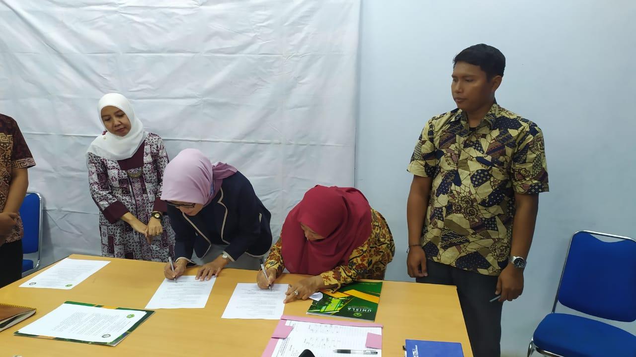 Faperik Unisla Mengasah Tata Kelola Jurnal di Undip Semarang