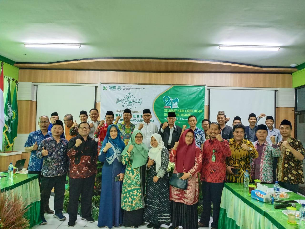 Forum Rektor PTNU, Siap Sambut Kebijakan Mendikbud