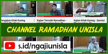 Pengajian Online Unisla dalam mengisi Ramadhan