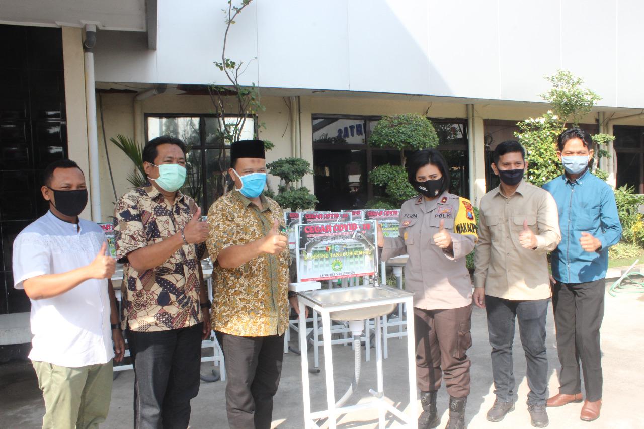 Ini Karya Mahasiswa Unisla untuk Kampung Tangguh Semeru di Lamongan