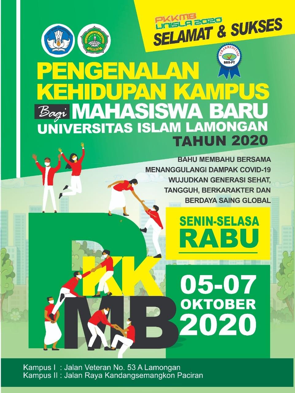 PENTING! PKKMB 2020